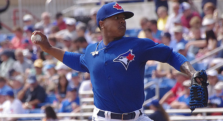 Is the world ready for Marcus Stroman's fastball? (Photo by Jay Blue, Used by permission)
