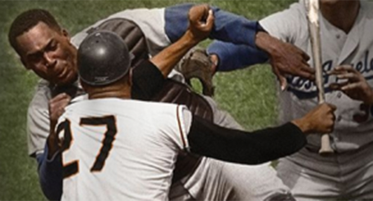 One of baseball's ugliest fights still echoes nearly 50 years later (Image used with permission from John Rosengren).