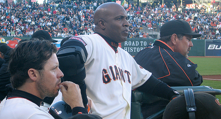 Superstars like Barry Bonds didn't necessarily get young African-Americans onto the diamond (via rocor).