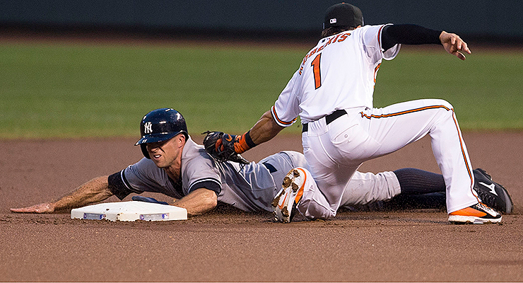 Are there situations in which stolen bases are more valuable? (via Keith Allison)