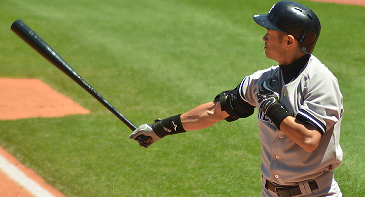 It's not a good idea to employ the shift against Ichiro Suzuki (via Erik Drost).