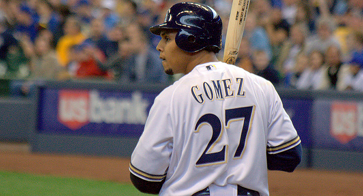 The grip it and rip it philosophy has served Carlos Gomez and the Brewers well in 2014 (via Steven Paluch).