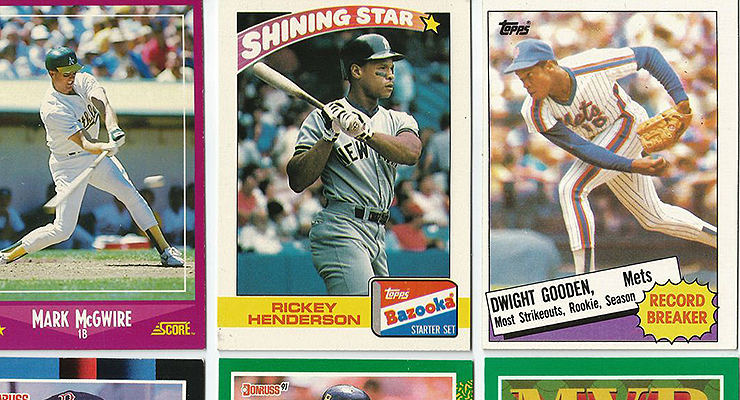 A Dwight Gooden card could be an exciting get, depending on the year (via supportcaringllc).