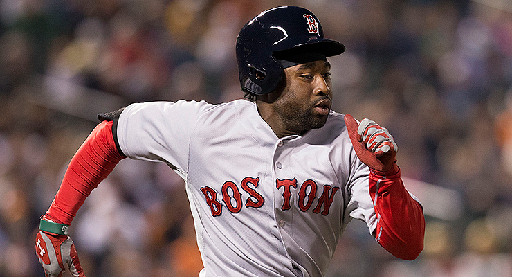 Most prospects, Jackie Bradley Jr. included, don't succeed right away in the Majors (via Keith Allison).