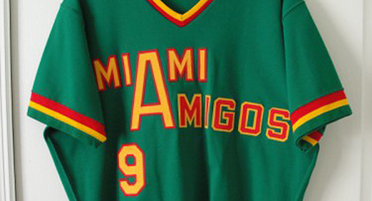 The Miami Amigos were the one American team in the Inter-American League.