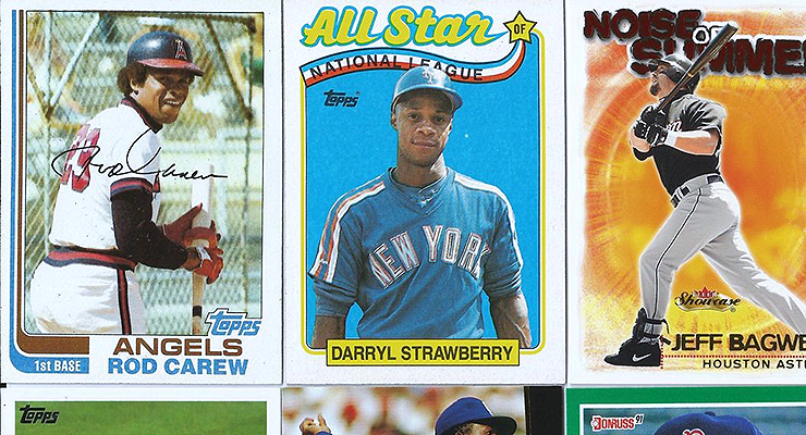 Each pack was potentially the pack with a Rod Carew card in it (via supportcaringllc).