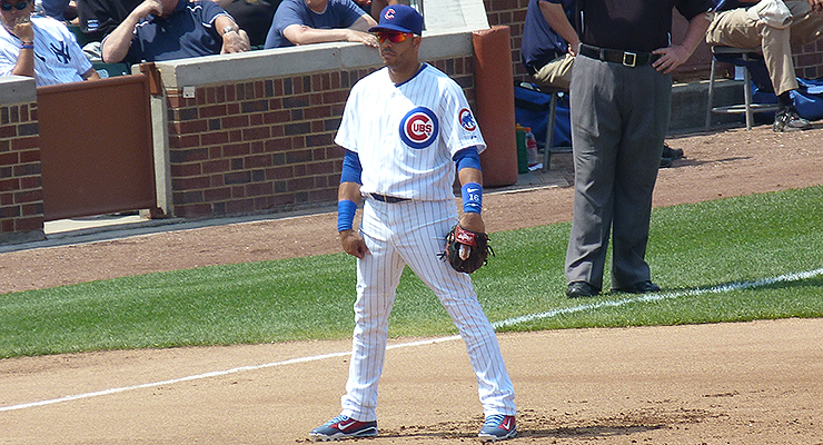 Aramis Ramirez had some tumultuous seasons before he landed with the Cubs (via Sean Benham).