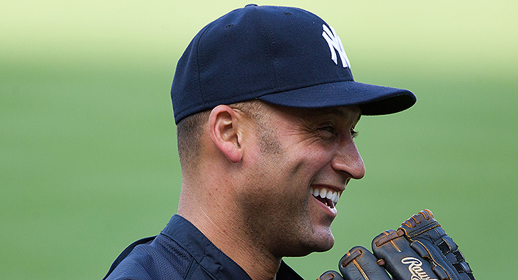 Baseball fans don't need to find the next Derek Jeter (via Keith Allison).