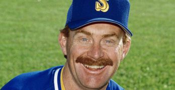 """His baseball people loved Ken Phelps' bat. They kept saying, """"Ken Phelps! Ken Phelps!"""""""