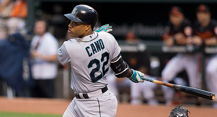 Athletes like Robinson Cano are still people (via Keith Allison).