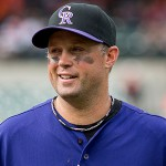 Michael Cuddyer and the Rockies outhit the Dodgers on Sept. 27, but they didn't do the little things as well. (via Keith Allison)