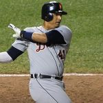 DH's like Victor Martinez don't represent a huge departure from the game's essence. (via Keith Allison)