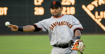Generally, third baseman, such as Pablo Sandoval, are easier to secure on the free agent market. (via Dirk Hansen)