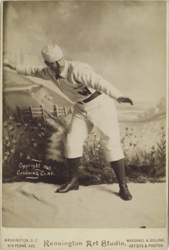 William Hay, center fielder