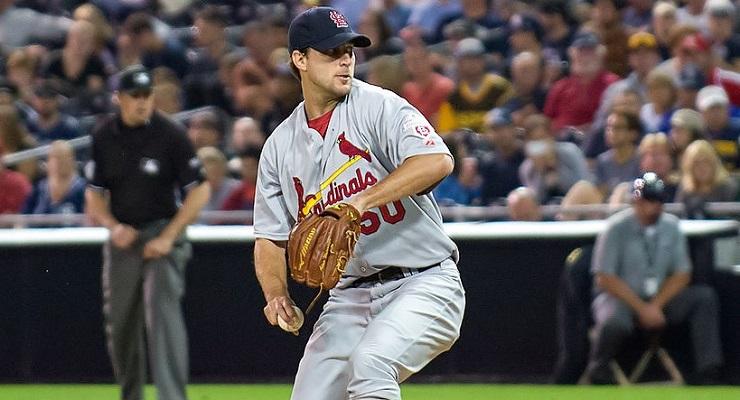 Adam Wainwright had the second-best arsenal ERA in baseball last season.  (via Dirk Hansen)