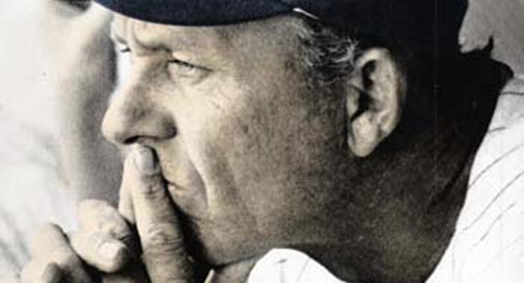 Gil Hodges' teams won three World Series championships -- two as a player and one as a manager.