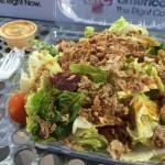 Birmingham BBQ Salad (Via Chris Gigley)