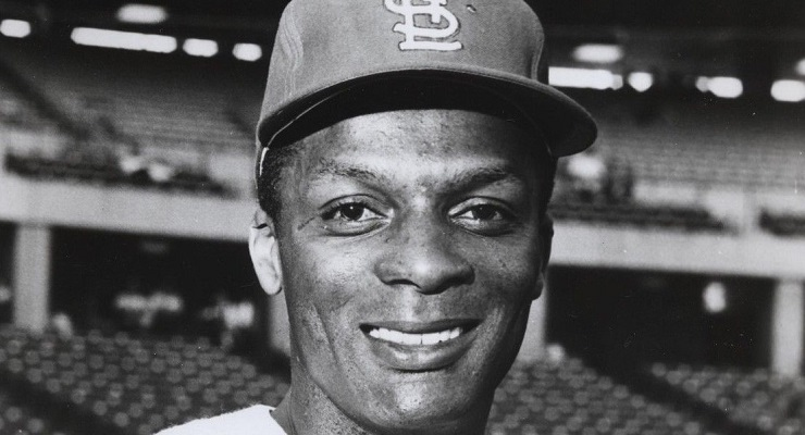 Curt Flood failed to report after being traded from the Cardinals to the Phillies. (via Public Domain)