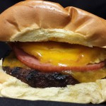 Porkroll Egg Cheeseburger (Via Lakewood BlueClaws)