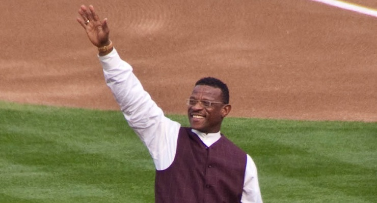 Rickey Henderson is one of three hall of famers who were born on Christmas. (via Bryce Edwards)