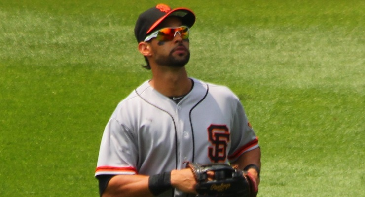 Angel Pagan says instincts, not sound, is the best way to play the outfield. (via eltiempo10)