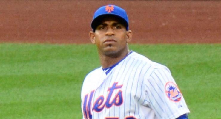 Yoenis Cespedes is a big reason the Mets won the NL East. (via slgckgc)
