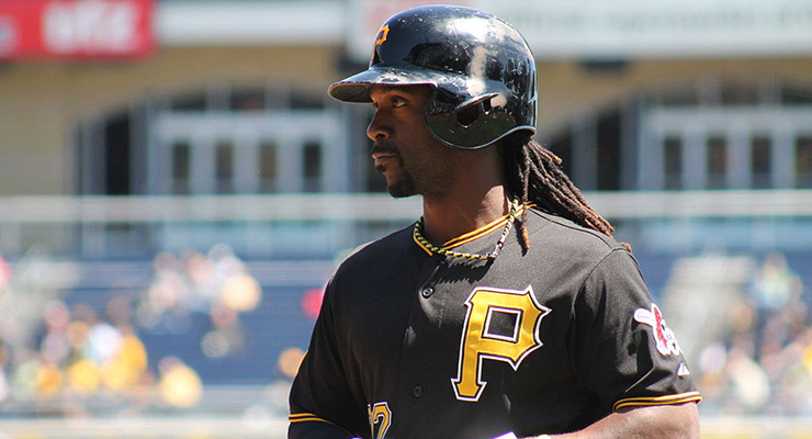 Andrew McCutchen had, easily, one of the coolest player-fan moments of the 2015 season. (via Blackngold29)