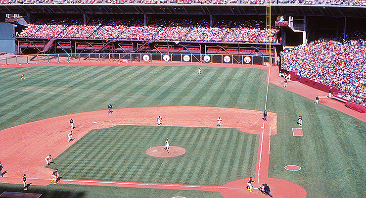 For three days in the summer of 1995, Mike Benjamin owned Candlestick Park. (via David Prasad)