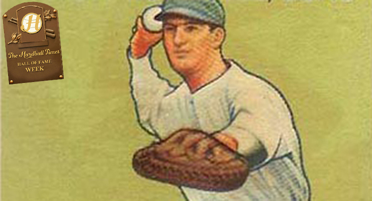 Moe Berg was a better spy than a hitter. (via Goudey & Howell Media Solutions)