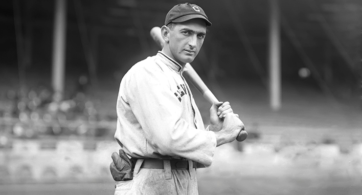 What might Shoeless Joe Jackson's career have looked like without the scandal? (via Public Domain)