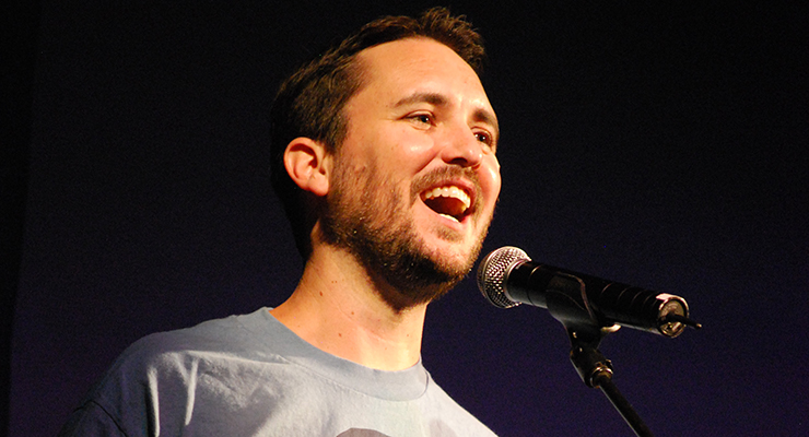 Wesley Crusher (a.k.a. Wil Wheaton) would be the perfect second baseman...or would he? (via Genevieve)