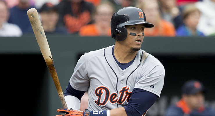 Victor Martinez has the second-best True Contact percentage,  behind Ichiro Suzuki. (via Keith Allison)