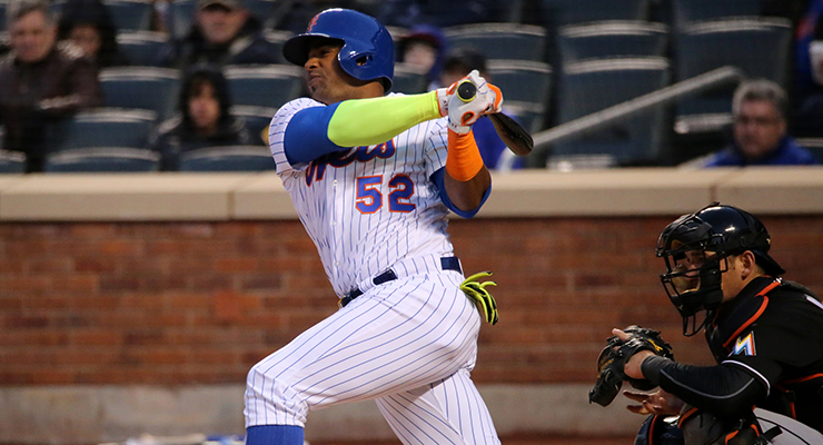 Yoenis Cespedes' opt-out could be valued at nearly $70 million with a strong 2016 season. (via Arturo Pardavila III)