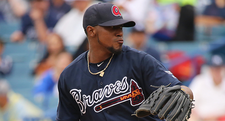 It wasn't long ago the Braves had a young core, which included Julio Teheran. (via Arturo Pardavila III)