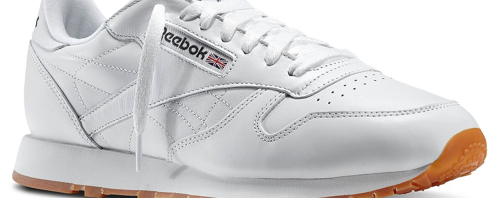 The Reebok Classic. (via Reebok)