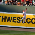 The Physics of Three Great Catches