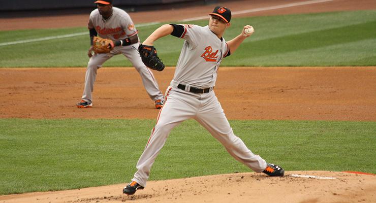 Zach Britton is, without question, baseball's best ground ball pitcher. (via kowarski)