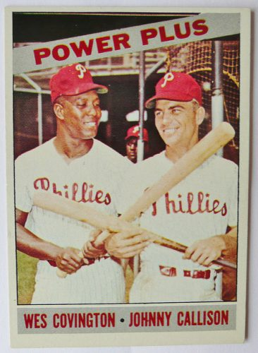Card Corner--Callison and Covington1966