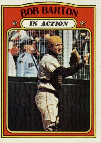 1972 Action--Bob Barton