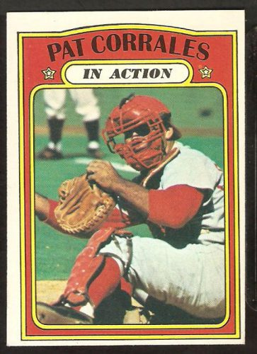 1972 Action--Pat Corrales