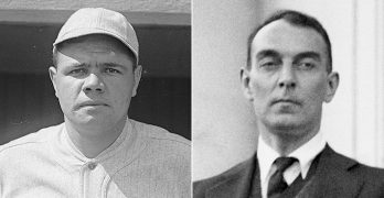 Babe Ruth, Ring Lardner, and Baseball on the Verge in 1916
