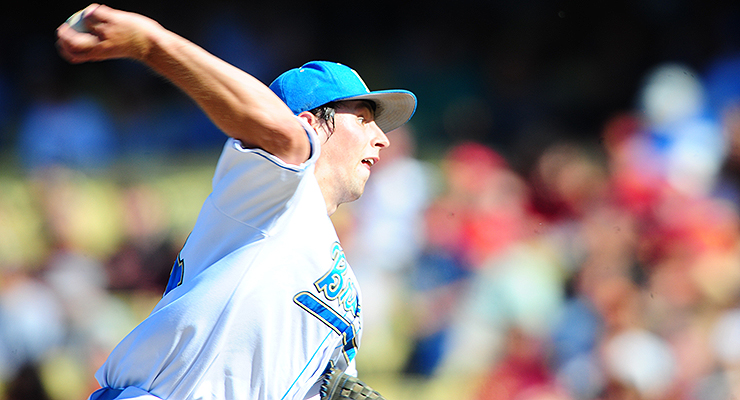 UCLA might want to think about easing up on its top pitchers. (via Neon Tommy)