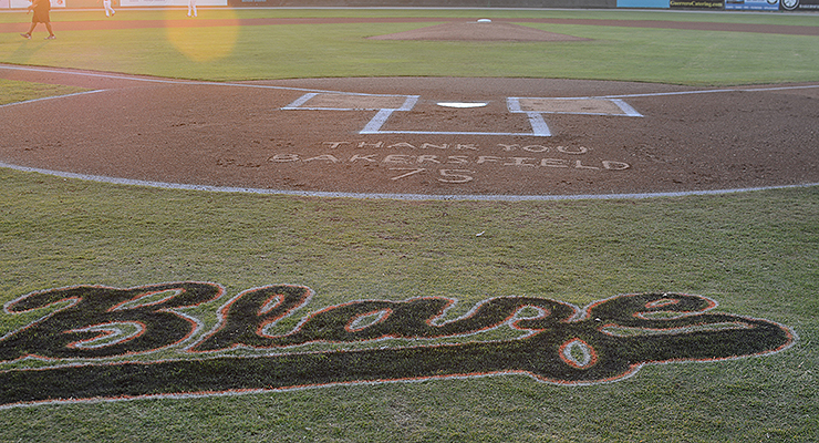 Next year, Bakersfield will be without minor league ball for the first time in 75 years. (via Jen Mac Ramos)
