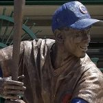 The Physics of Ballpark Statues