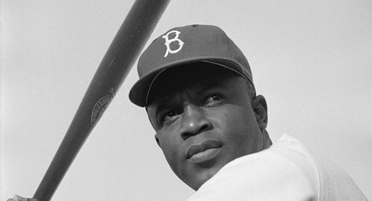 Was there any doubt who the top Brooklyn Dodgers position player would be? (via Library of Congress