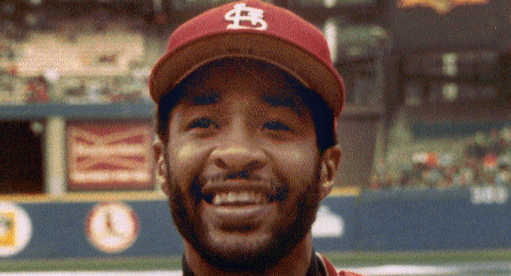 """Ozzie Smith's nickname, """"The Wizard,"""" could not have been more appropriate. (via)"""