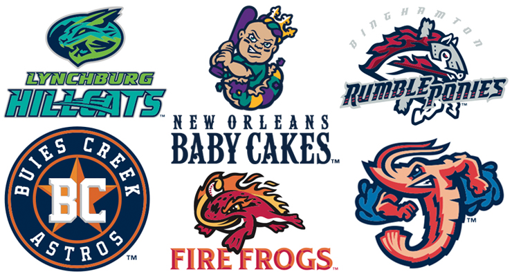 For many minor league teams, thinking outside the box is a severe understatement.