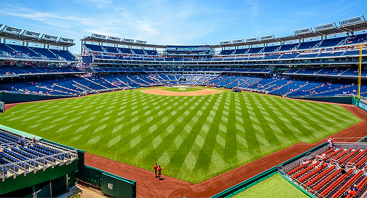 This major league ballpark looks like many other major league ballparks. (via Geoff Livingston)