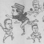 A Comedy of Errors: The First Congressional Baseball Game