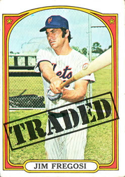 Card Corner Plus The Wonder Of 1972 Topps Traded The Hardball Times
